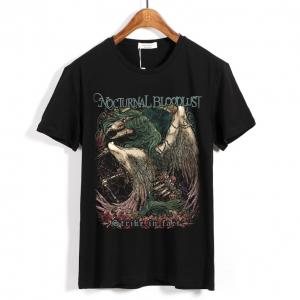 Merch T-Shirt Nocturnal Bloodlust Strike In Fact