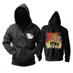 Collectibles Thin Lizzy Hoodie Jailbreak Explosion Pullover