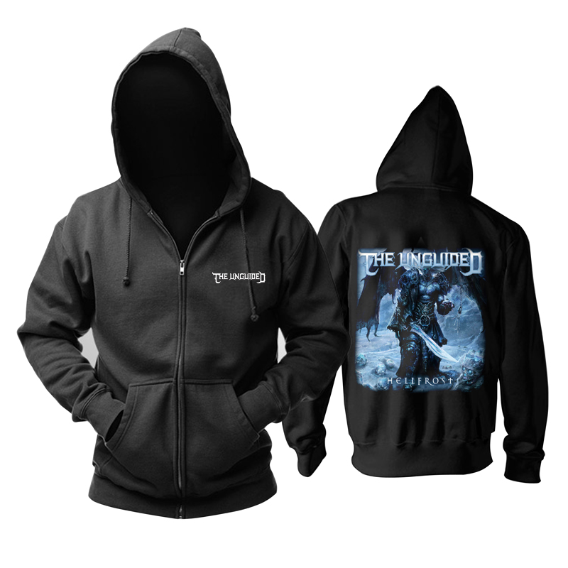 Merch Hoodie The Unguided Hell Frost Pullover