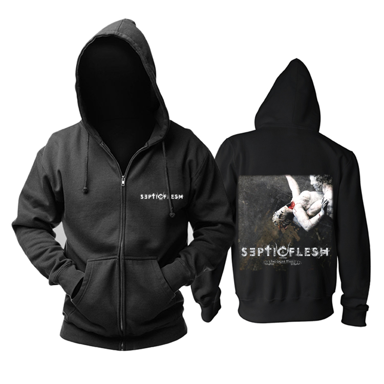 Merchandise Hoodie Septicflesh The Great Mass Pullover