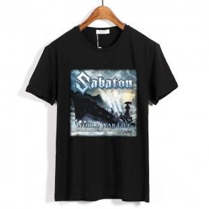 Merchandise T-Shirt Sabaton World War Live