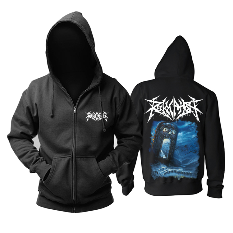 Merch Hoodie Revocation Deathless Pullover