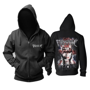 Merchandise Hoodie Bullet For My Valentine Riot Pullover