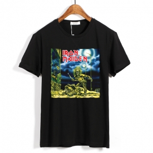 Collectibles T-Shirt Iron Maiden Witness Black