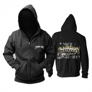 Collectibles Hoodie Hatebreed The Rise Of Brutality Pullover