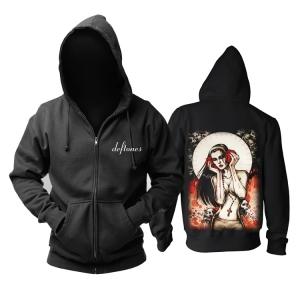 Merchandise Deftones Hoodie Metal Music Pullover