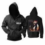 Merchandise Hoodie Deicide Scars Of The Crucifix Pullover