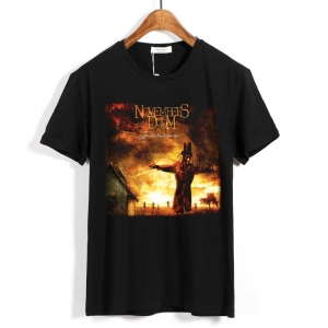 Merch T-Shirt Novembers Doom The Pale Haunt Departure