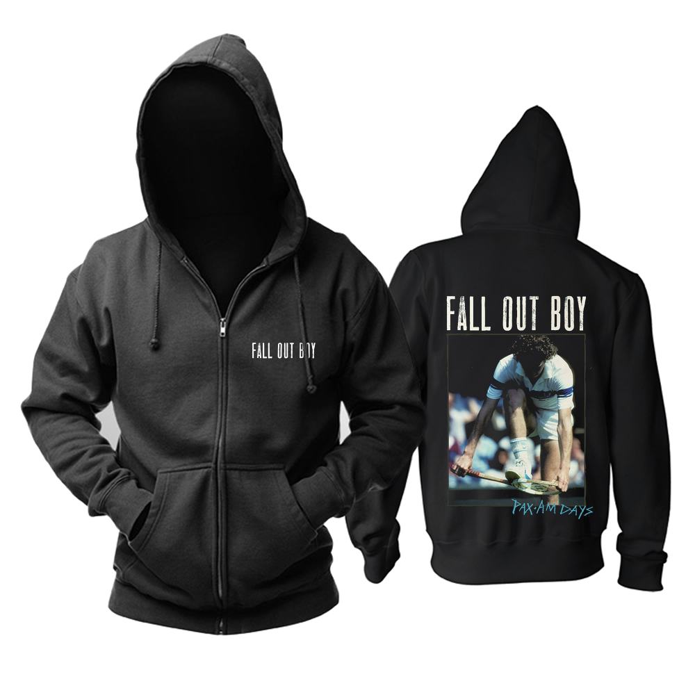 Merch Hoodie Fall Out Boy Pax Am Days Pullover