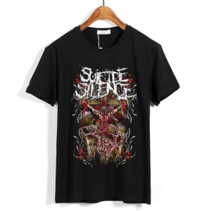 Merchandise T-Shirt Suicide Silence Where Is Your God