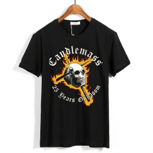Collectibles T-Shirt Candlemass 25 Years Of Doom
