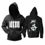 Merchandise Hoodie Marilyn Manson This Is The New Shit Pullover