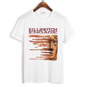 Merch T-Shirt Killswitch Engage Crumbling Face