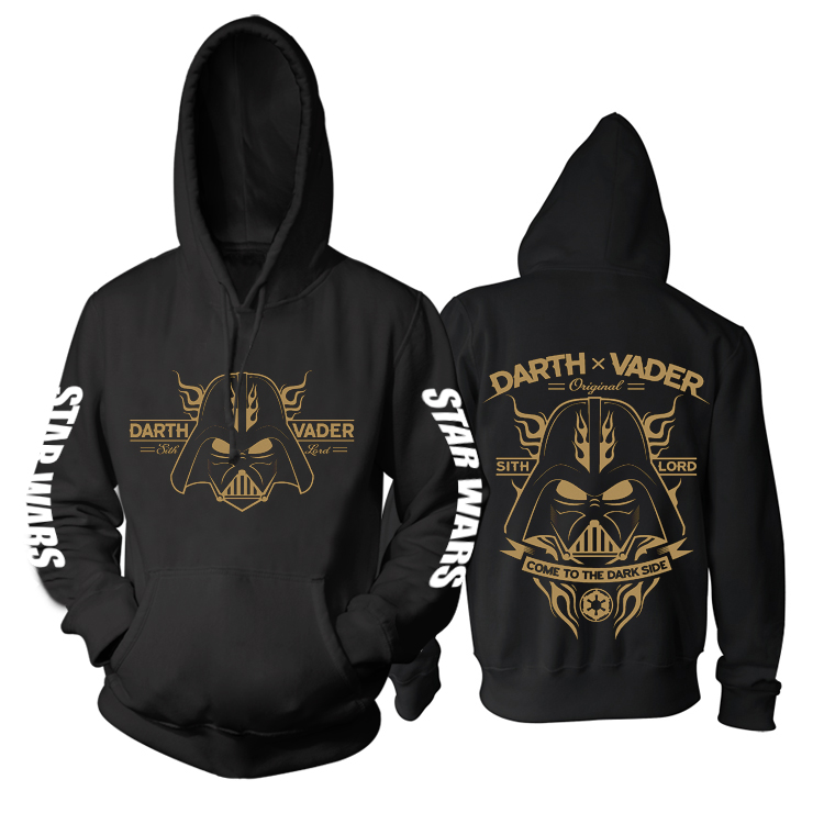 Merch Hoodie Star Wars Darth Vader Sith Lord Pullover