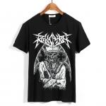 Merch T-Shirt Revocation Wealth Black