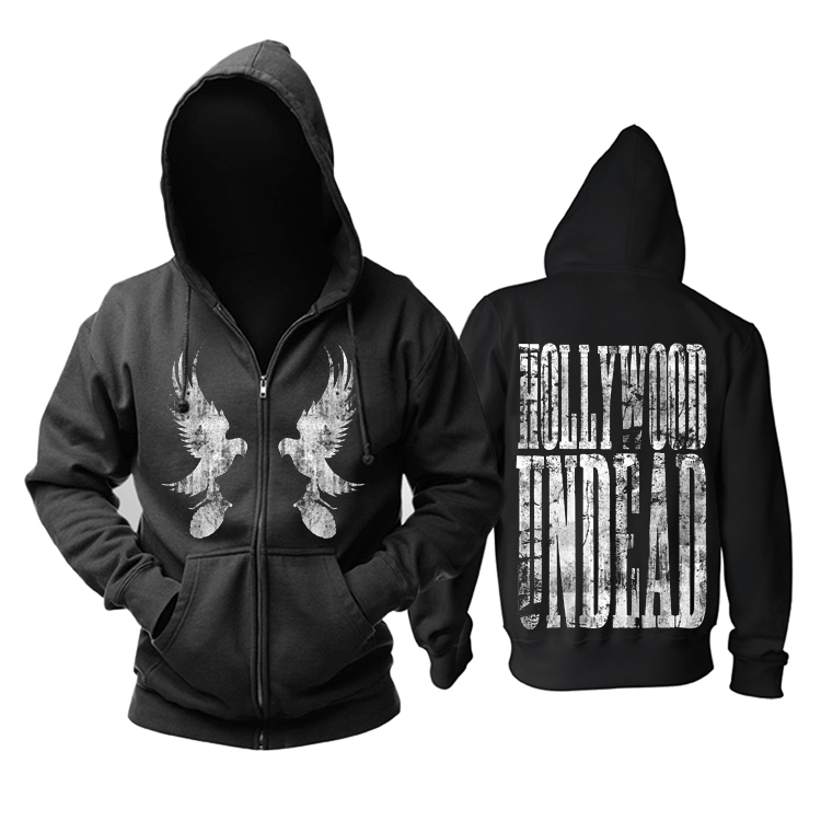 Collectibles Hoodie Hollywood Undead Logo Pullover