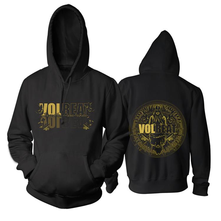 Merchandise Hoodie Volbeat Beyond Hell Above Heaven Pullover