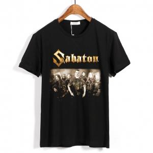 Merchandise T-Shirt Sabaton Heavy Metal Band