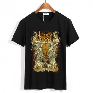 Merchandise T-Shirt Lamb Of God Thrash Metal