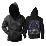 Merchandise Hoodie Dark Funeral In The Sign Pullover