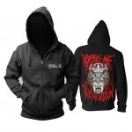 Merchandise Hoodie Bring Me The Horizon Rock King Pullover