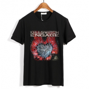Merch T-Shirt Killswitch Engage The End Of Heartache