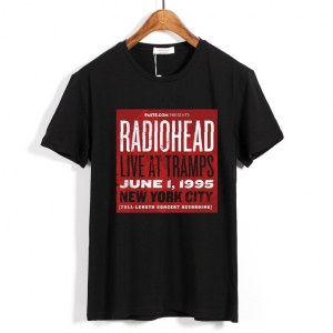 Collectibles T-Shirt Radiohead Live At Tramps