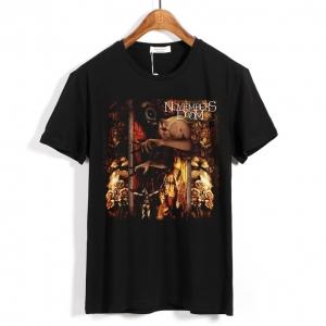 Merch T-Shirt Novembers Doom Puppeteer