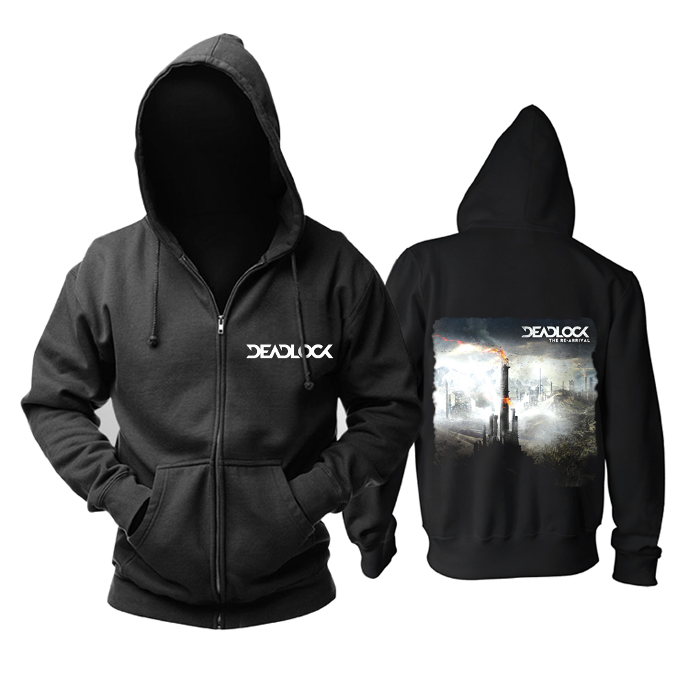 Collectibles Hoodie Deadlock The Re-Arrival Pullover
