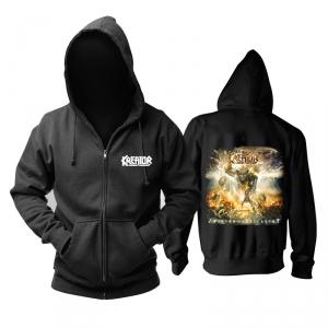 Merchandise Hoodie Kreator Phantom Antichrist Black Pullover