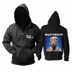 Collectibles Hoodie Iron Maiden Piece Of Mind Black Pullover