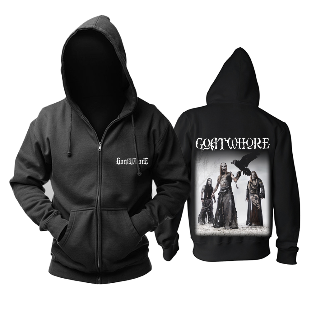 Collectibles Hoodie Goatwhore Metal Band Pullover