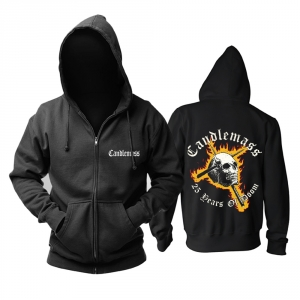 Collectibles Hoodie Candlemass 25 Years Of Doom Pullover