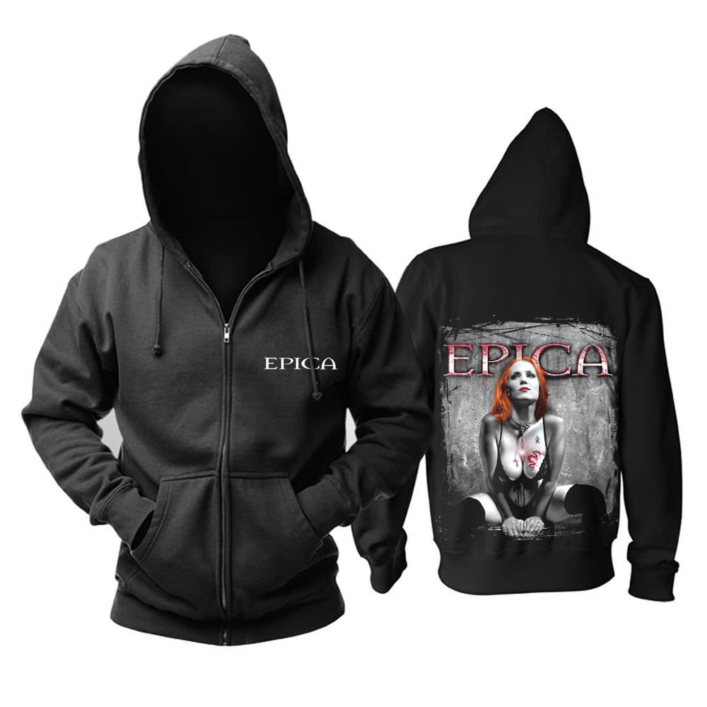 Merchandise Hoodie Epica Simone Simons Pullover