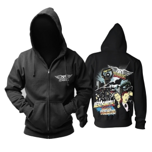 Collectibles Aerosmith Hoodie Music From Another Dimension Pullover