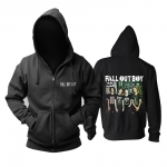 Merchandise Fall Out Boy Hoodie Rock Band Pullover