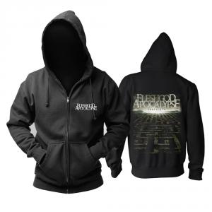 Merchandise Hoodie Fleshgod Apocalypse Labyrinth Pullover