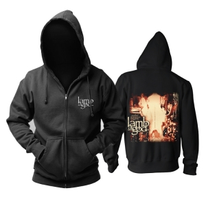 Merchandise Hoodie Lamb Of God As The Palaces Burn Pullover