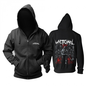 Merch Hoodie Whitechapel Deathcore Pullover