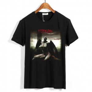 Merch T-Shirt My Dying Bride Songs Of Darkness Words Of Light