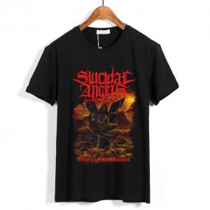 Merchandise - T-Shirt Suicidal Angels Sanctify The Darkness