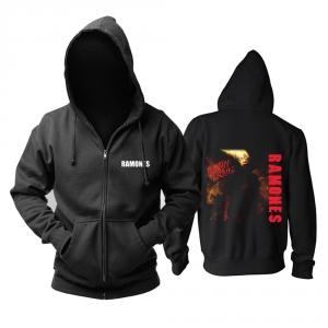 Merchandise Hoodie Ramones Brain Drain Pullover