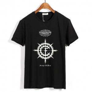 Collectibles T-Shirt Carpathian Forest Skjend Hans Lik Logo