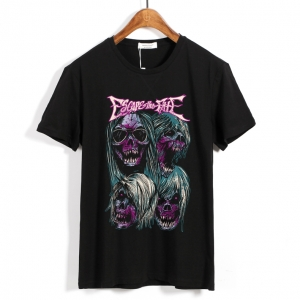 Collectibles T-Shirt Escape The Fate Zombie Heads