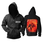 Collectibles Hoodie Accept Blind Rage Black Pullover