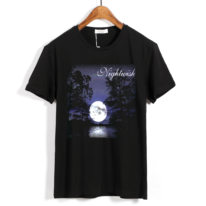 Collectibles T-Shirt Nightwish Black Apparel Cover