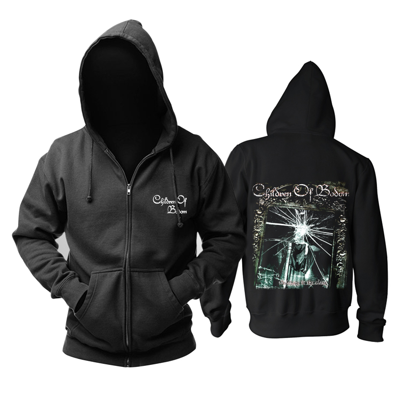 Merchandise Hoodie Children Of Bodom Skeletons In The Closet Pullover