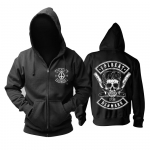 Collectibles Hoodie Volbeat Denmark Logo Pullover