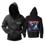 Collectibles Hoodie Fueled By Fire Plunging Into Darkness Pullover