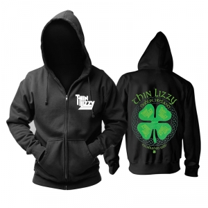 Collectibles Hoodie Thin Lizzy Bad Reputation Pullover